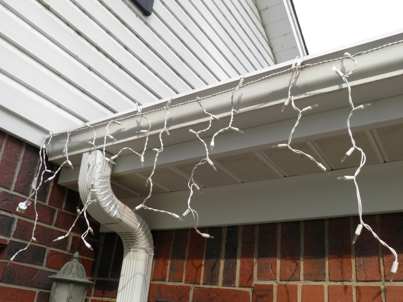 Christmas Light Hooks For Gutter Guards Christmas Ideas